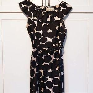 Kate Spade belted silk dress